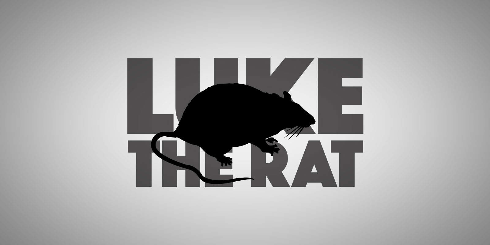 Luke the Rat by Eran Thomson