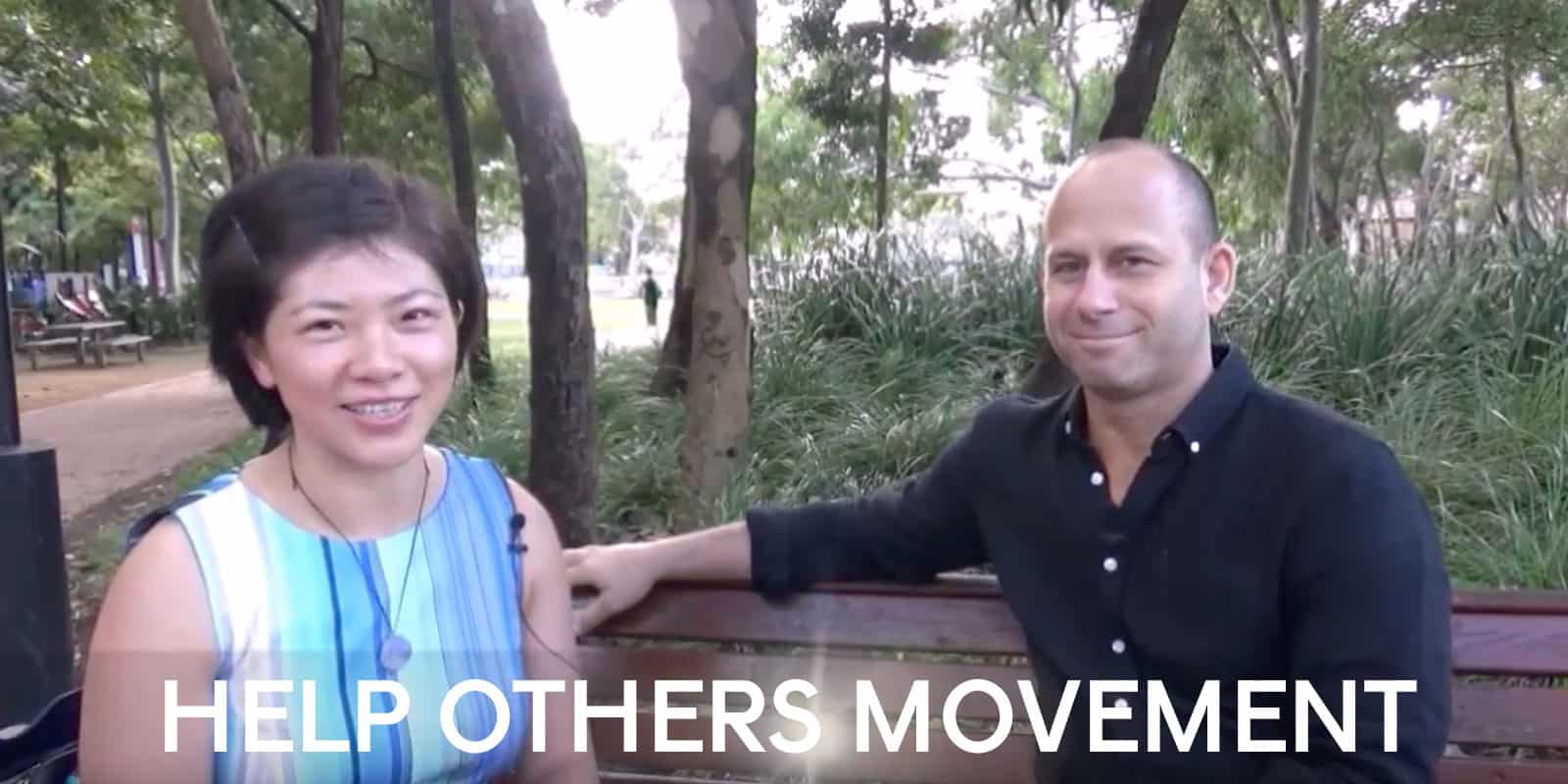 HELP OTHERS MOVEMENT INTERVIEW