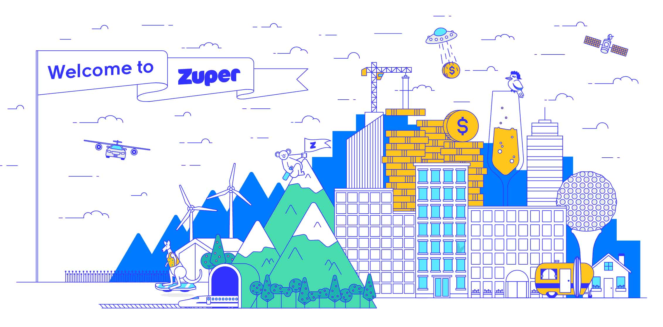Why I Started Zuper Superannuation