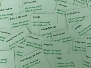 Song Saga: 30 Stories & 30 Songs in 30 Days
