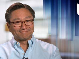 Thanking Dr. Nelson Chao